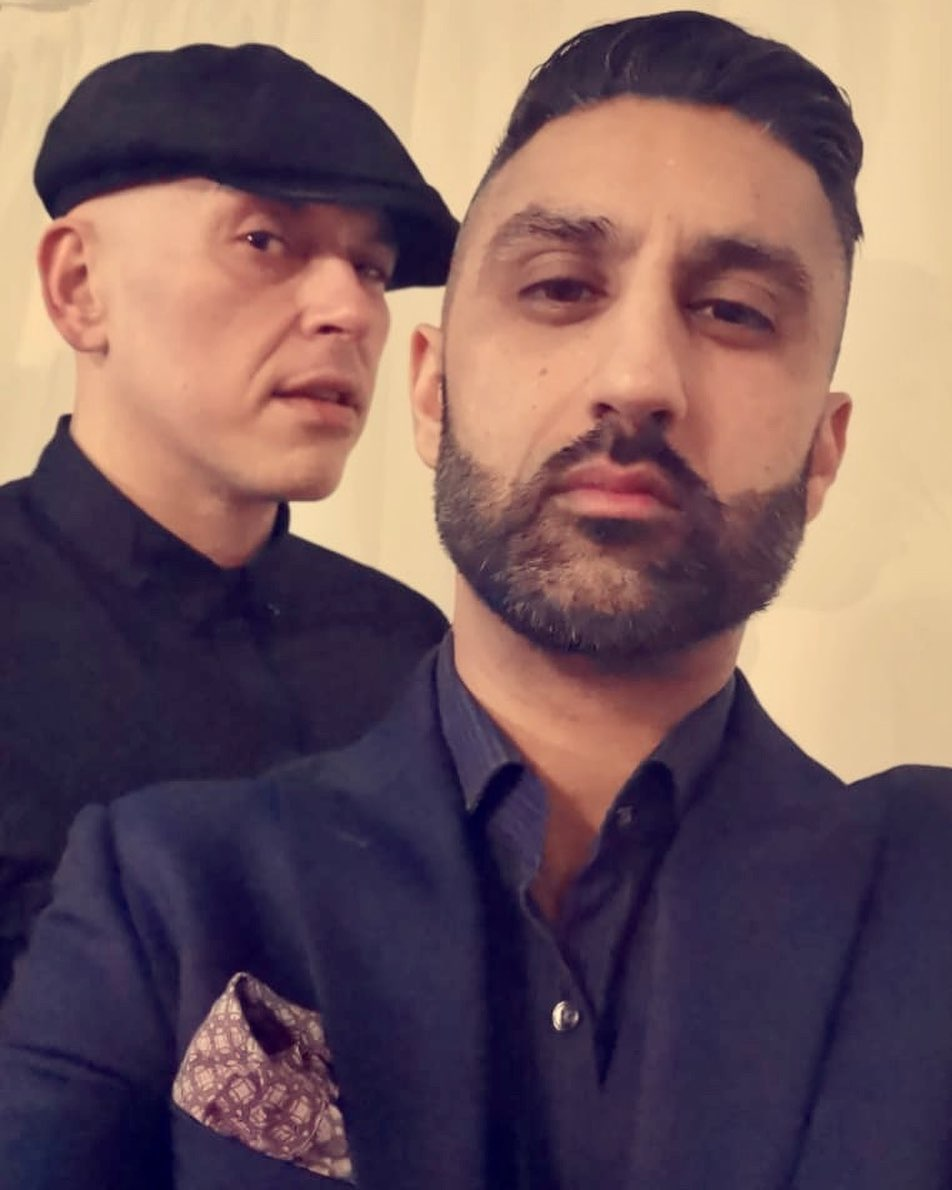 Andy Sax DJ Bups Saggu Indian Wedding