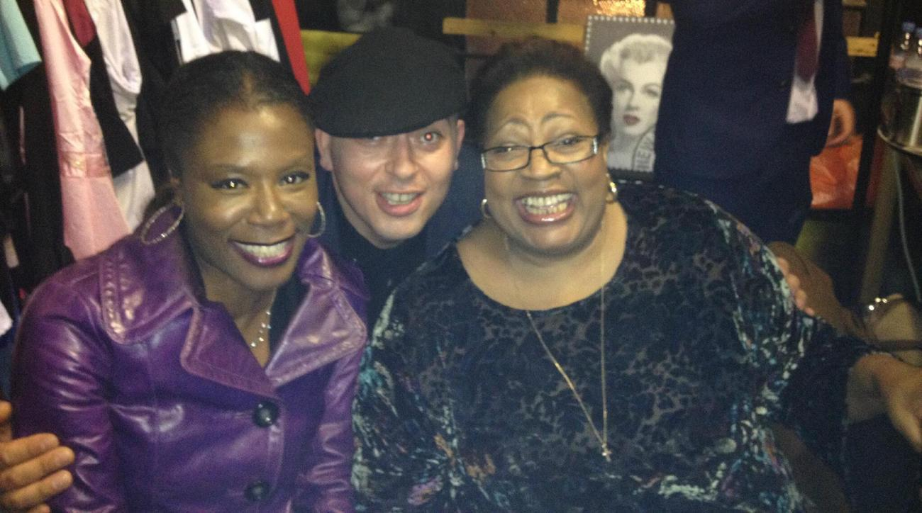 Andy Sax Jocelyn Brown Shena Winchester