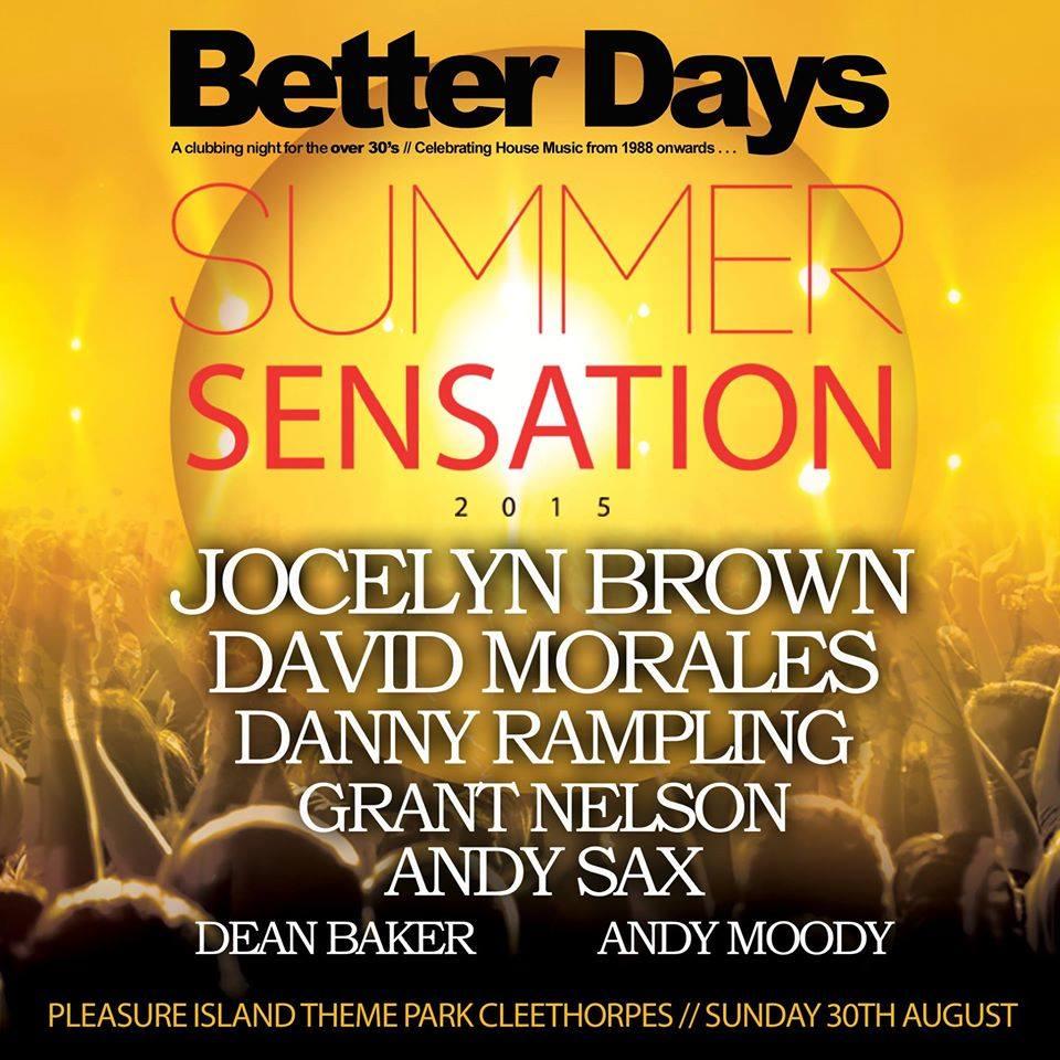 Better Days 30.08.15