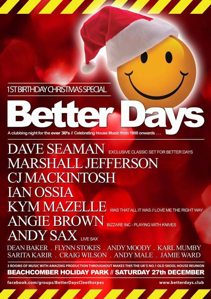 Better Days Xmas Special 2014
